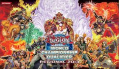 Brotherhood of the Fire Fist Playmat Regional Championship