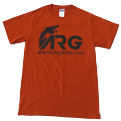 ARG Texas Orange T-Shirt