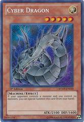 Cyber Dragon  - RYMP-EN059 - Secret Rare - 1st Edition