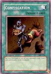 Confiscation - SRL-EN038 - Super Rare - 1st Edition on Channel Fireball