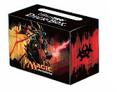 Deck Box Rakdos Guild