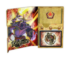 Kaijudo: Rise of the Duel Masters: Dojo Edition Bull Rush Battle Deck