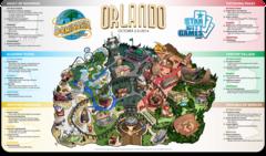 Grand Prix Orlando 2014 Playmat - Dominaria Resort