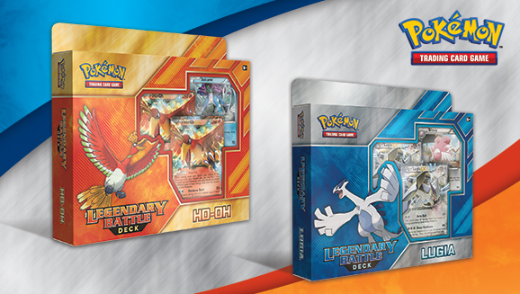Pokemon Battle Decks: Ho-Oh