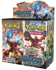 XY Steam Siege - Booster Box