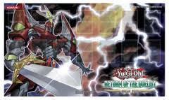 Heroic Champion Excaliber - Return of the Duelist Sneak Peek Playmat