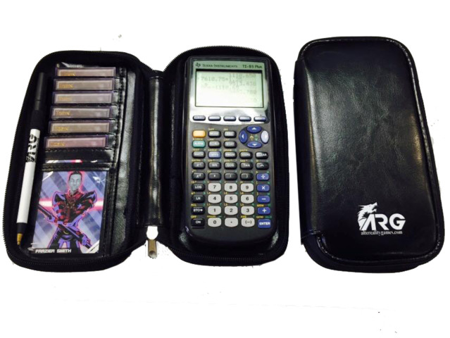 ARG Black Calculator Case
