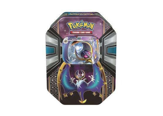 Legend of Alola Tin - Lunala