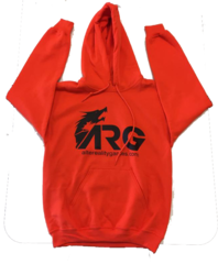 ARG Orange Hooded Sweatshirt