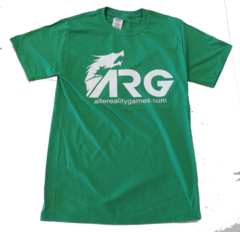 ARG Kelly Green T-Shirt