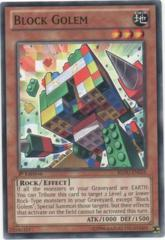 Block Golem - REDU-EN035 - Common - 1st Edition