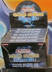 Gold Series 5: Haunted Mine Exclusive Limited Edition Booster Box (5 Packs)
