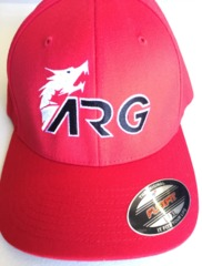ARG Baseball Hat - Red