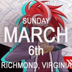 CFV Pre-Registration RICHMOND, VA