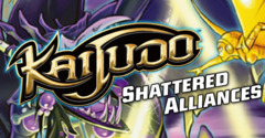 Shattered Alliances Kaijudo Booster Case (6 Boxes)