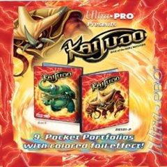 Ultra Pro Kaijudo 9 Pocket Portfolio Tatsurium/Shouter 86500