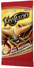 Kaijudo: Rise of the Duel Masters Edition Booster Pack