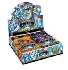 World Superstars Booster Box