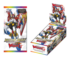 Cosmic Roar Extra Booster Box