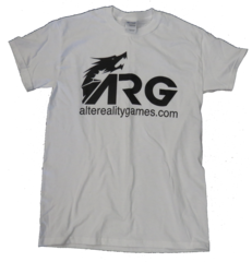 ARG White T-Shirt