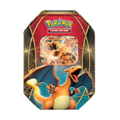 2016 Pokemon Best of EX Charizard Tin