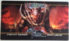 ARGCS Falltgold, The Dragoon // Bahamut, The Dragon King Playmat