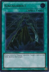 Gagagabolt - ZTIN-ENV03 - Ultimate Rare - Limited Edition on Channel Fireball