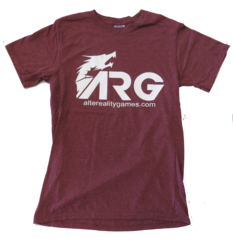 ARG Vintage Heather Maroon T-Shirt