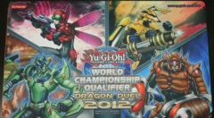 Inzektor DRAGON DUEL World Championship Qualifier 2012 Playmat