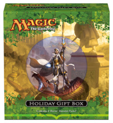 2013 Magic the Gathering Holiday Gift Box