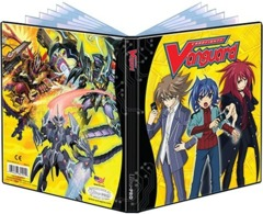 Ultra Pro Cardfight Vanguard Card Supplies Full View 4-Pocket Binder