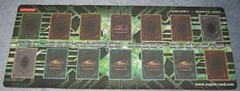COSSY Top 1000 Duelists January - March 2011 Playmat