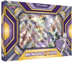 Mewtwo-EX Collection Box