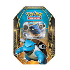 2016 Pokemon Best of EX Blastoise Tin