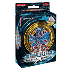 Generation Force Special Edition - 3 Pack Box