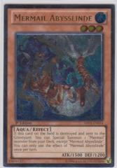 Mermail Abysslinde - ABYR-EN014 - Ultimate Rare - 1st Edition
