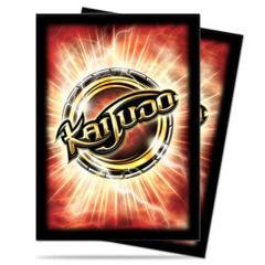 Kaijudo Card Back Standard Deck Protectors 50 Ct