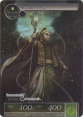 Elvish Priest (Full Art) PR 2014-04