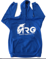 ARG Royal Blue Hooded Sweatshirt