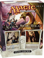 Duel Deck - Ajani Vs. Nicol Bolas