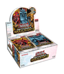 Battle Pack 2 -War of Giants BOOSTER BOX