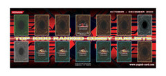 COSSY Top 1000 Duelists October - December 2010 Playmat