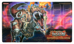 Grenosaurus Starter Deck: Dawn of the Xyz Playmat