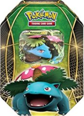 Pokemon Best of 2016 EX Venusaur Tin