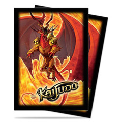 Infernus Standard Deck Protectors for Kaijudo 50ct