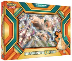 Dragonite-EX Collection Box
