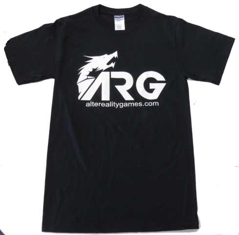 ARG Black T-Shirt