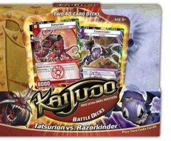 Battle Deck: Tatsurion vs. Razorkinder