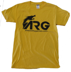 ARG Island Yellow T-Shirt