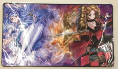 Force of Will Snow White/Cinderella Seven Kings of the Lands Playmat